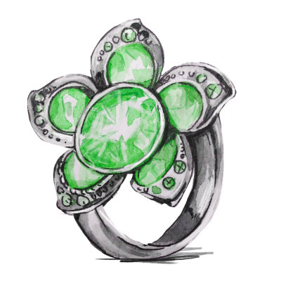 Shop Emerald Jewelry