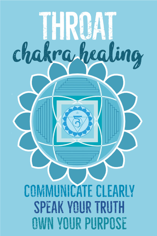 How Do I Heal My Throat Chakra?