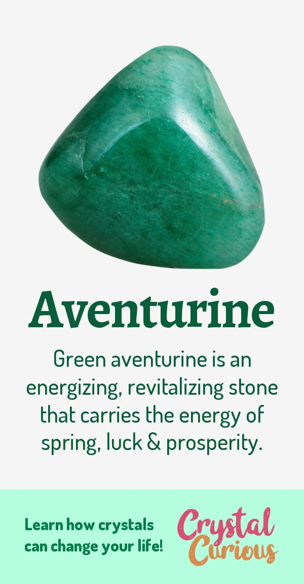 Aventurine Healing Properties Amp Benefits Crystal Curious